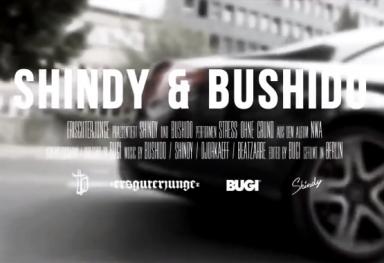 Shindy feat Bushido -  Stress ohne Grund