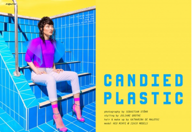 Candied Plastic